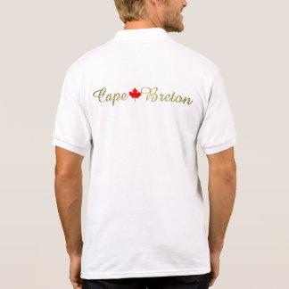 Personalize a camisa do bretão do cabo de Canadá