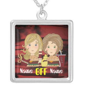 Personalize a colar de BFF