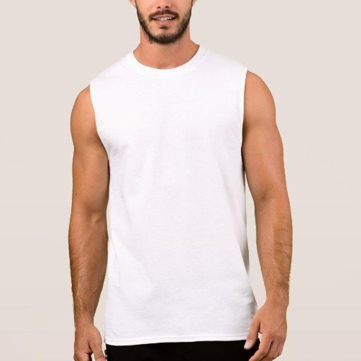 Personalize a sua Própria Camisa sem Mangas Mascul