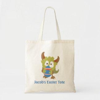 Personalize este saco bonito da páscoa! bolsa tote