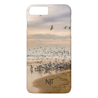 Personalize:  Fotografia do viagem da praia de Capa iPhone 7 Plus