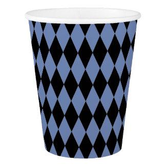 Personalize o copo de papel da cor