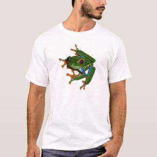 Personalize o sapo Eyed vermelho de Costa Rica Camiseta
