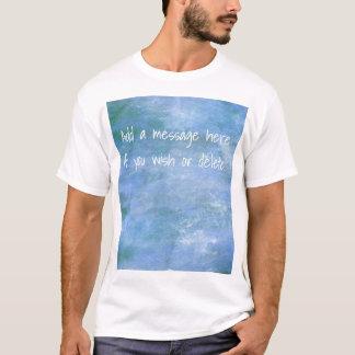 Personalize o seu camiseta
