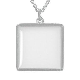 Personalize o seu Próprio Medalhão de Prata de Lei