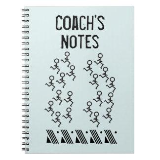 Personalize - o treinador de funcionamento cadernos espiral