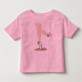 pés da bailarina tshirt