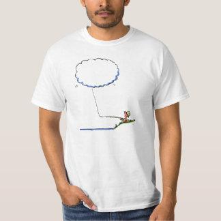 Pesca da nuvem tshirts