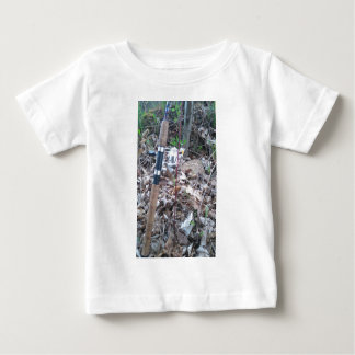 Pescador Camiseta Para Bebê