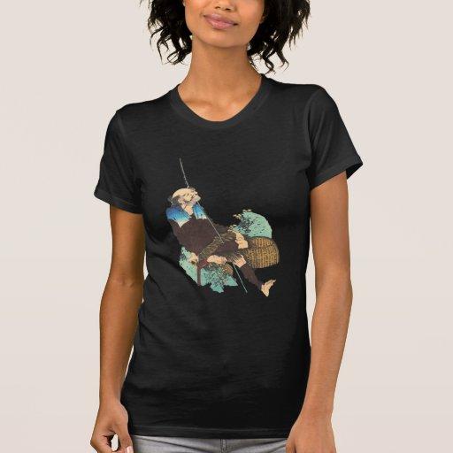 Pescador Camiseta