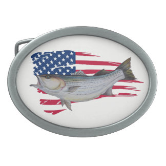 pescadores americanos do baixo listrado