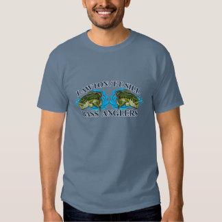 pescadores baixos 2 camisetas