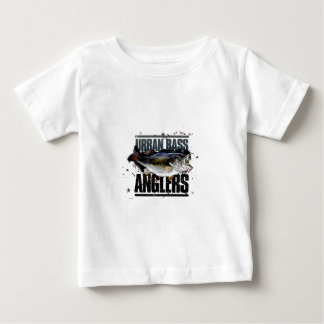 Pescadores baixos urbanos que pescam o roupa para t-shirt
