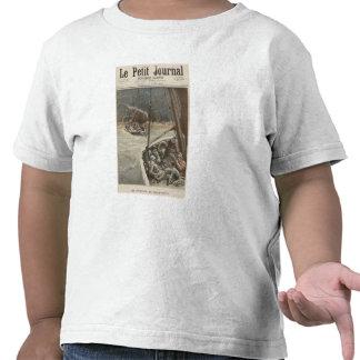 Pescadores de Terra Nova T-shirts