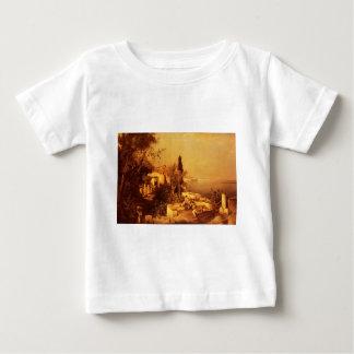 Pescadores no terraço por Franz Richard Camisetas