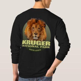PESO de Kruger NP (leão) Camiseta