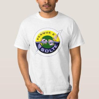 Pesque e Solte Camiseta