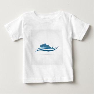 Pesque um icon2 camiseta para bebê