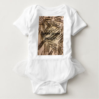 Pessoa de papel futura! Bebê Body Para Bebê