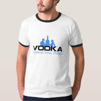 Pessoas de conexão da vodca t-shirts