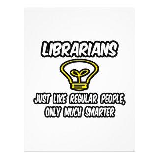 Pessoas regulares dos bibliotecários…, somente mai panfletos coloridos