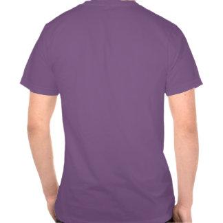 Pessoas roxas camiseta