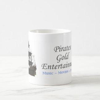 PGE & caneca de café do navio