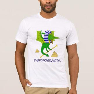 pharaohdactyl camiseta