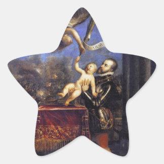 Philip II Don de oferecimento Fernando à vitória Adesito Estrela