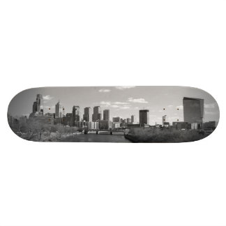 Philly b/w skate