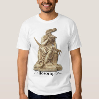 Philosoraptor… T-shirt