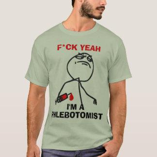 Phlebotomist Camiseta