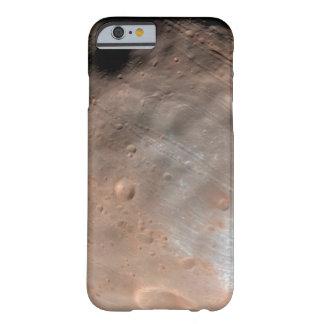 Phobos, lua de Marte, acima do fim Capa Barely There Para iPhone 6