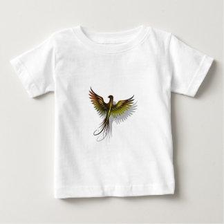 Phoenix Camiseta Para Bebê