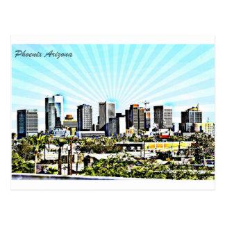 Phoenix, cartão do az