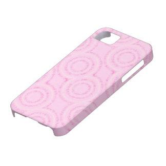 Phonecase cor-de-rosa capas para iPhone 5