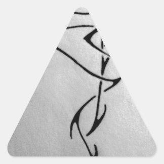 photo-29.JPG tribal Adesivo Triangular