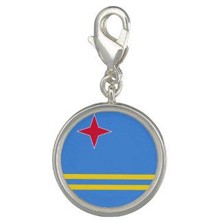 Photo Charm Bandeira de Aruba