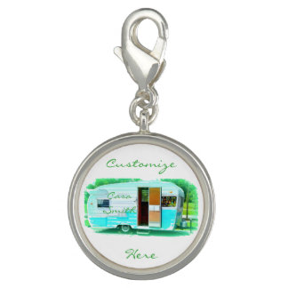 Photo Charm Caravana aciganada Thunder_Cove do vintage