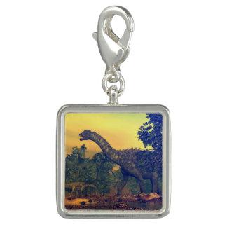 Photo Charm Dinossauros do Ampelosaurus
