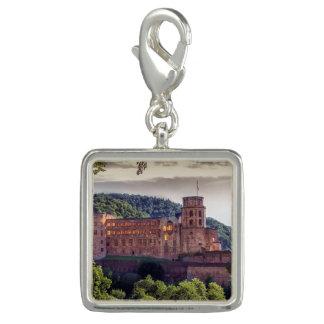 Photo Charm Ruínas famosas do castelo, Heidelberg, Alemanha