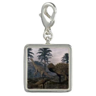 Photo Charms Dinossauros do Ampelosaurus