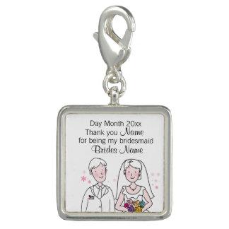 Photo Charms Lembranças do casamento, presentes, ofertas para