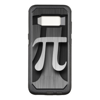 Pi Levitated final Capa OtterBox Commuter Para Samsung Galaxy S8