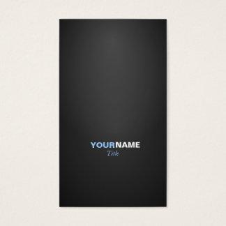 Pia batismal moderna em duas cores com 2 cartão de visitas