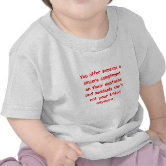 piada do bigode tshirts