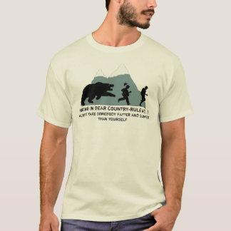 Piada gorda engraçada e ofensiva camiseta