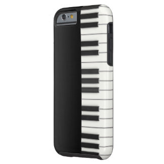 Piano Capa Tough Para iPhone 6