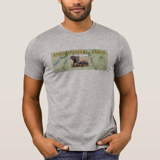 PIC africano 2 do safari T-shirts