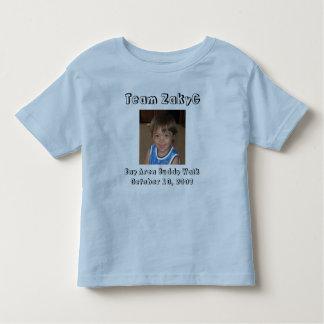 PIC da caminhada do amigo, equipe ZakyG, caminhada T-shirt